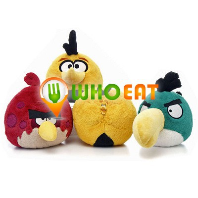 Whoeat angry birds plush - Angry birds big brother plush ...
