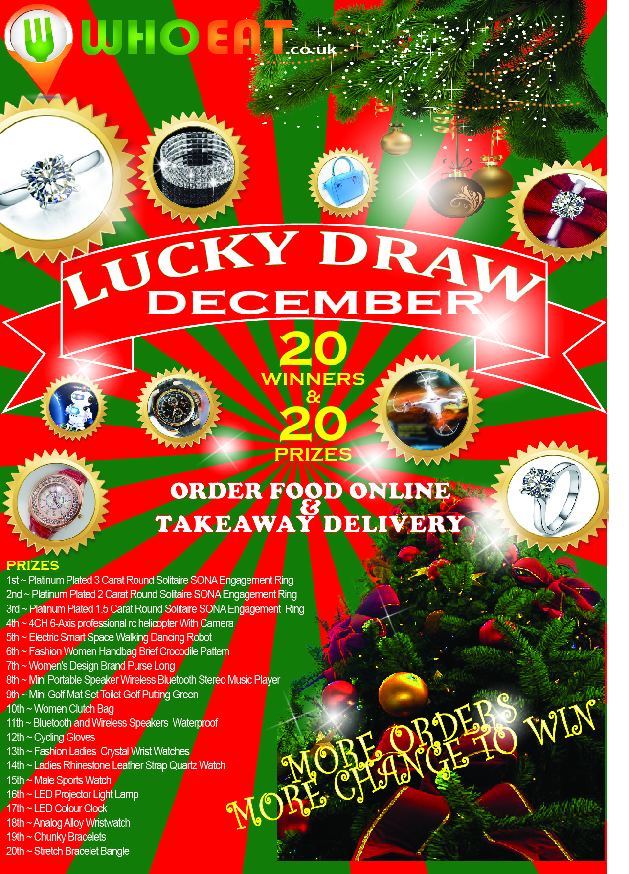 DEC LUCKYDRAW