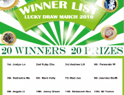 winner list mar